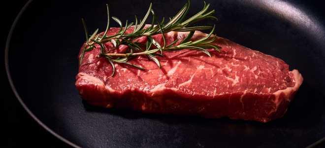 Правильные условия и сроки хранения свежего охлажденного мяса