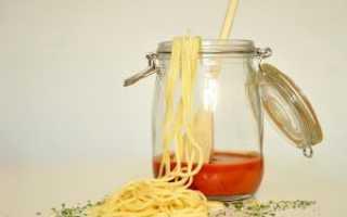 Сколько можно хранить готовые блюда из макарон в холодильнике и при комнатной температуре