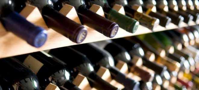 Правила и условия хранения вина: где, как и в чем хранить
