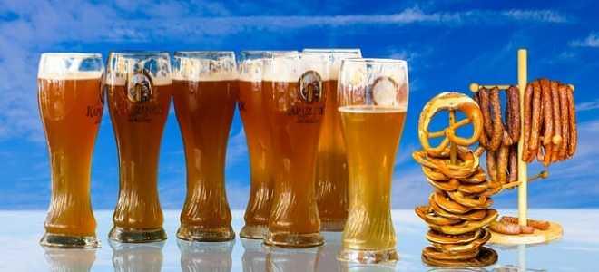 Сроки годности и условия хранения пива