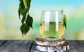 Сроки хранения свежего натурального березового сока