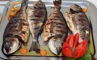 Сроки хранения жареной рыбы
