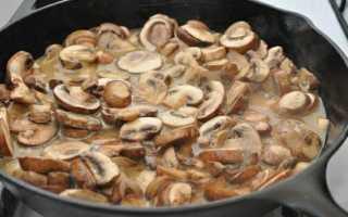 Как сохранить жареные грибы на зиму – сколько держать в холодильнике и без, с луком, картошкой и сметаной