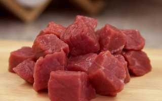 Заморозка готового мяса – вареного, тушеного, жареного