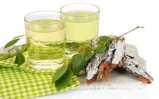 Как правильно заморозить березовый сок и не потерять его пользы?
