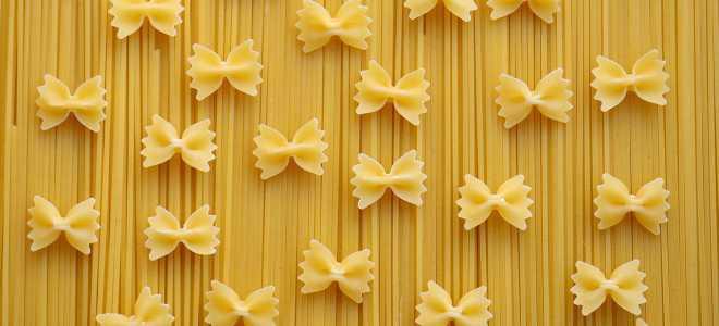 Правильно ли вы храните макаронные изделия?