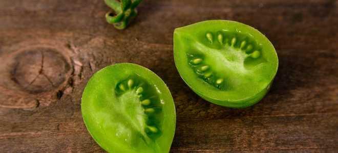Что будет если заморозить зеленые помидоры?