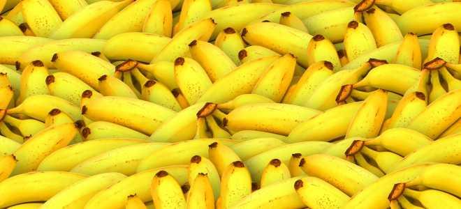Как заморозить бананы
