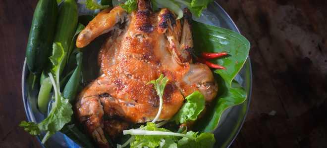 Можно ли замораживать блюда с курятиной?