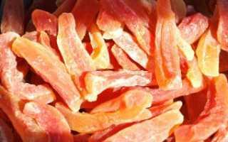 Как в домашних условиях сделать вкусную сладкую вяленую тыкву?