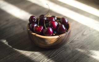 Вяленая черешня – рецепты вкусного лакомства