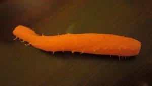 Как сохранить тертую морковь на зиму