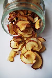 Сушка яблок в духовке: электрической с конвекцией газовой